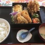 ひなた - 料理写真:ひなた弁当800円