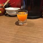 らーめん蓮 - ジュース@2018/2