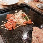 Manten - スタミナ焼き完成…