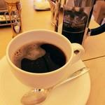 マールブランシュ - 「フレンチプレスコーヒー」756円(税込み)