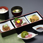 食祭 - 料理写真:桜三昧