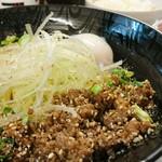 東京担々麺  ゴマ哲 - 汁なし担々麺 860円