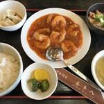 喜多八菜館 - 料理写真: