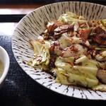 紫宴閣 - 料理写真:回鍋肉丼