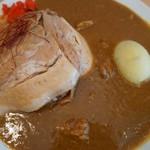 とろ肉つけ麺 魚とん -
