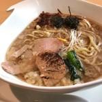 アシタミライ - 沖縄ラーメン 太麺