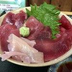 ふじやす食堂 - 丼