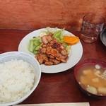 味よし食堂 - 料理写真: