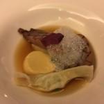 Riva degli Etruschi - 牛タンのスープ仕立て