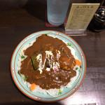 国立カレー処 いんでぃ庵 -