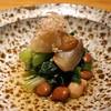 Kotaro - 料理写真:有機野菜と大豆のおひたし