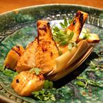 高太郎 - 筍 木の芽正油焼