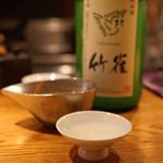 高太郎 - 竹雀 純米