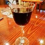 グルメ - 赤ワイン400円♪