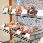レクラン ド ユミコ - 店内 焼き菓子
