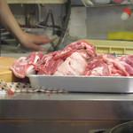 さっぽろジンギスカン - 手切りの新鮮なラム肉