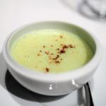 FURUYA augastronome - グリンピースのスープ
