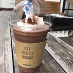 サタデイズ チョコレート ファクトリー カフェ - アイスチョコレート