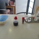 麺'sクラブ - テーブル