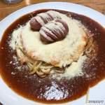 コーヒー&スパゲティ マローネ - 料理写真:ミックスピカタ+フランク