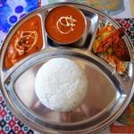 ディープアジアダイニング - 料理写真:ネパールランチ