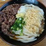 みのり - 肉ぶっかけ冷(630円)大(+120円)