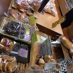 ジェムファブリック - 料理写真:種類方名パン軍団