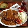 とんかつ いさお - 料理写真:カツカレー(大盛り)
