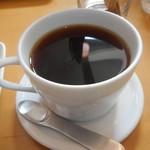 小布施堂 えんとつ - ホットコーヒー