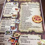 82589248 - MENU - foods
