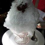 シブレット - 天然氷のかき氷(あずき)