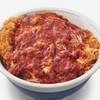 かつや - 料理写真:H30年3月 ふわたまレッドチキンかつ丼 割引券で537円