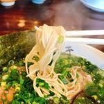 博多長浜らーめん いっき - 細麺ストレート