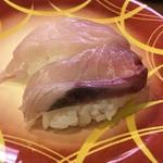 元禄寿司 - 豊後ぶり135円(税込)
