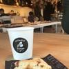 カラフルコーヒー - 料理写真:キャラメルスコーン