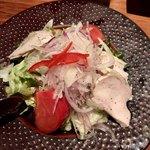ふるさと - 鶏ハムサラダ