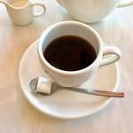 アニヴェルセルカフェ - コーヒー