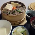 82600228 - 福島牛すきわっぱ飯