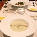 Le Salon de Legumes - 季節野菜を使った一皿