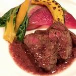 Le Salon de Legumes - 付け合わは三浦半島や鎌倉の新鮮お野菜