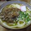 Kompiraudon - 料理写真:「肉うどん(大盛)」500円