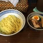 麺屋 龍の家族 -  ★黒虎つけめん(冷・大盛無料・830円)★