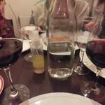 Antica osteria del mare - 2杯目赤ワイン