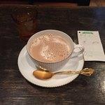 ダニエル - 黒糖ミルクコーヒー 450円