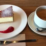 イネカフェ - ケーキセット