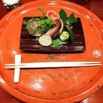 Soujiki Nakahigashi - イイダコ、ハマグリ、イノシシ、菜の花