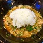 麺屋いち源 - 追い飯(小)