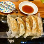 麺屋いち源 - 餃子セット