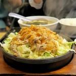 大盛軒 - ジュージュー鉄板麺
