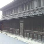 かも川 - 帰りも四間道経由で名古屋駅まで徒歩で。痩せたかなぁ~(笑)